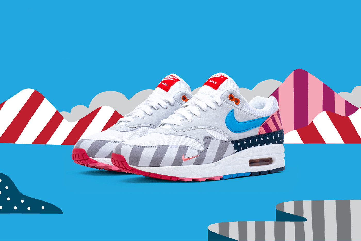 Parra Reconnects With Nike in This Week's Footwear Drops